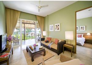 大户型客厅美观墙衣沙发背景墙装修效果图