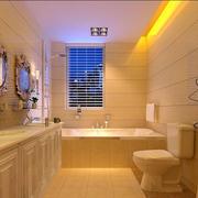 洗手间设计飘窗图
