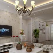 客厅设计现代图