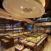 蛋糕店设计灯光设计