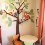 室内设计背景墙图