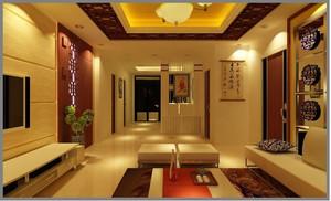 中式家装设计效果图