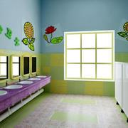 卫生间飘窗造型图