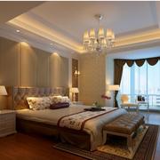 卧室欧式局部120平米装修