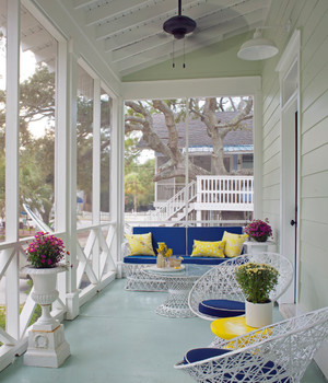 露台花园设计装修效果图
