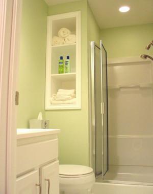 卫生间折叠门装修效果图