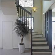 楼梯设计飘窗造型图