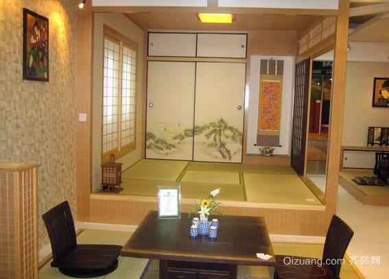30平米现代简约小房间榻榻米装修效果图
