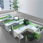 办公室设计背景墙图