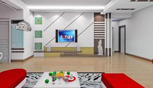 三室一厅农村平房设计装修效果图