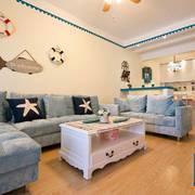 精美沙发背景墙造型图