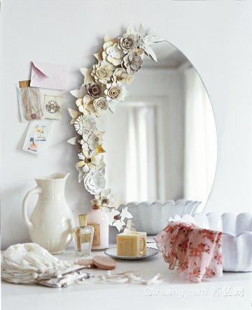 女生卧室欧式梳妆台效果图