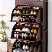 鞋柜设计背景墙图
