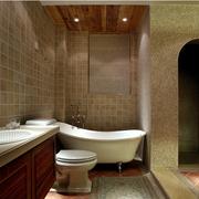卫生间设计造型图