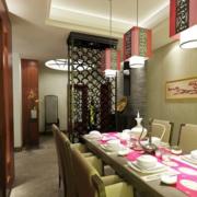 餐厅设计灯光设计
