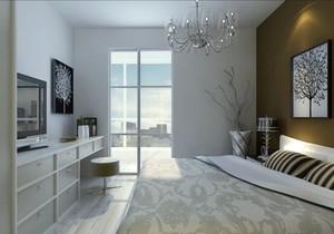 平米大户房时尚欧式客厅玄关屏风隔断装修效果图