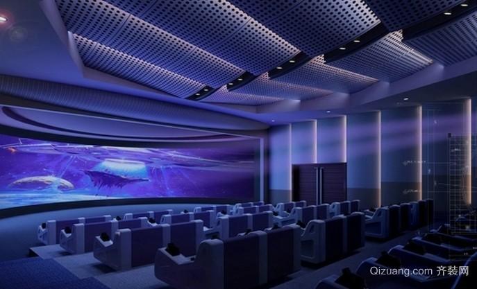 电影院观众厅装修效果图