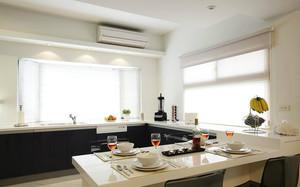 90平米欧式开放式厨房吊顶装修效果图