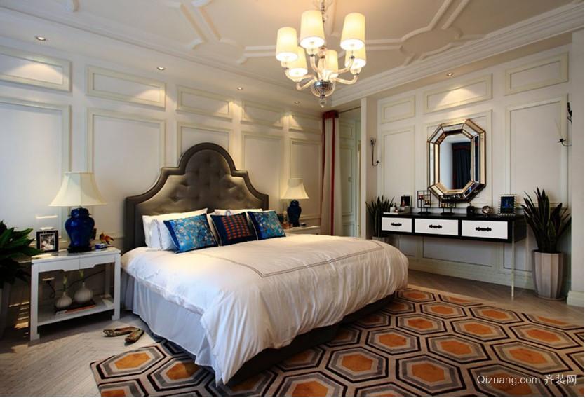 中式古典小卧室装修效果图