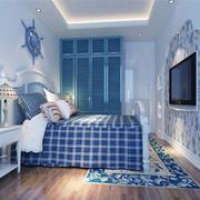 卧室设计背景墙图
