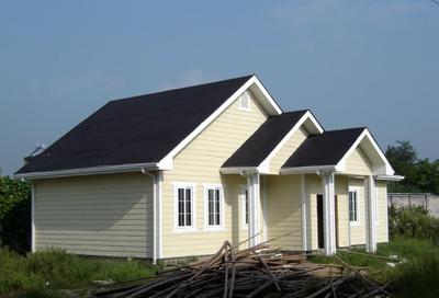 三室一厅农村一层房屋设计图