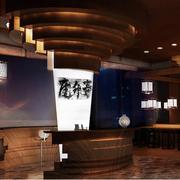 餐厅设计造型图