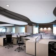 办公室设计吊顶图