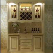 酒柜设计整体图