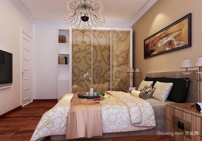 30平米欧式小卧室装修效果图