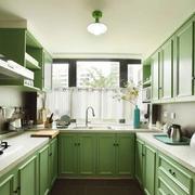 唯美厨房整体设计