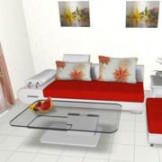 别墅茶几设计图片