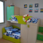 清爽欢快的儿童房
