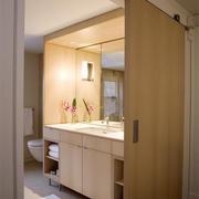 卫生间实木浴室柜