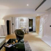 自然风格客厅装修图片