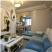 客厅舒适转角沙发