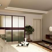 卧室清新局部100平米装修