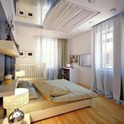 简约现代化卧室
