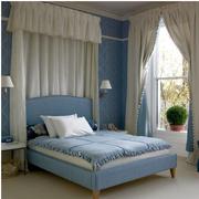 清新简洁卧室展示