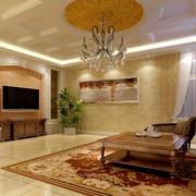 简约风格别墅客厅图片