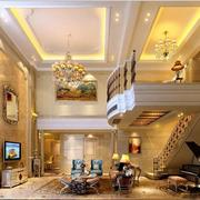 跃层式家居豪华装潢