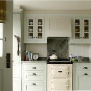 厨房精致实木橱柜