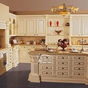 欧式厨房精美橱柜
