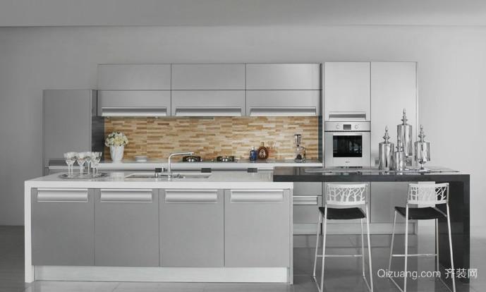 欧派厨房橱柜装修效果图