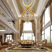 精致型别墅客厅图片