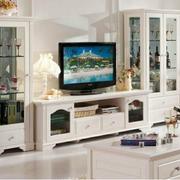 时尚风格电视柜效果图