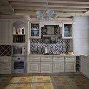 自然风格厨房装修大全
