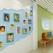 时尚风格幼儿园大厅