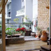 别墅露台装饰设计