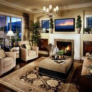 唯美型客厅装修大全