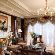 精致唯美客厅设计